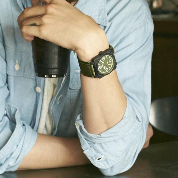 ミリタリーウオッチはなぜ、他の時計より安く買えるのか?