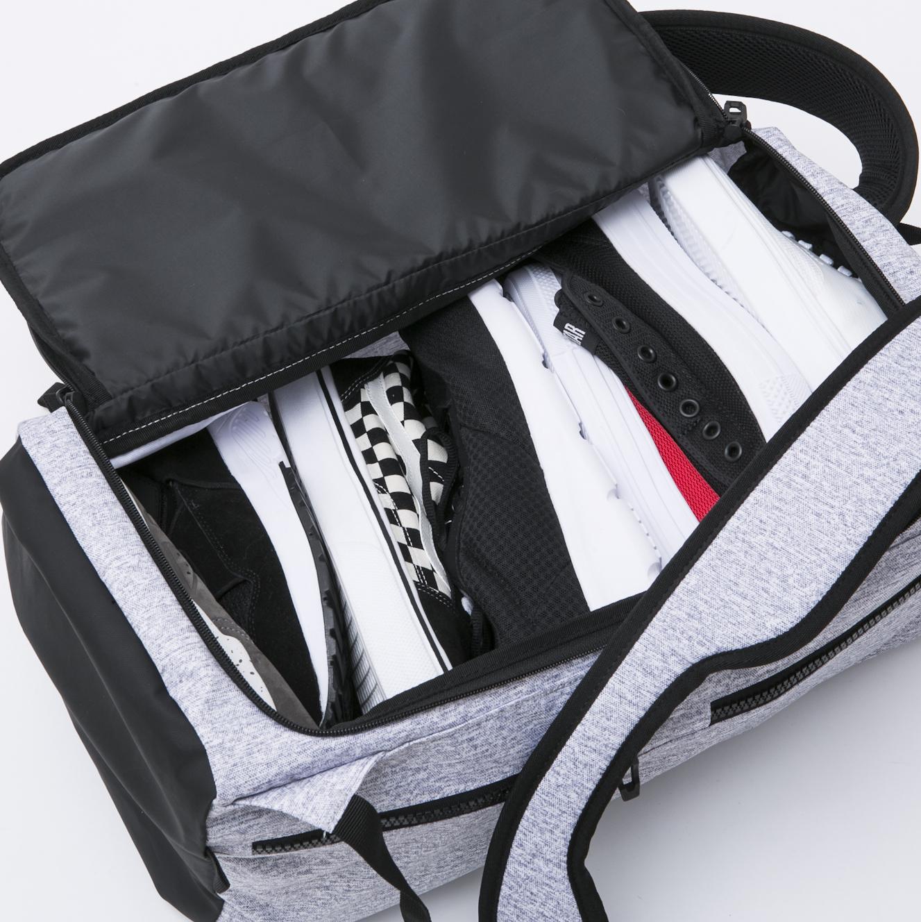 おしゃれな大容量バッグにはガチでどれぐらい荷物が入るのか調べてみた。