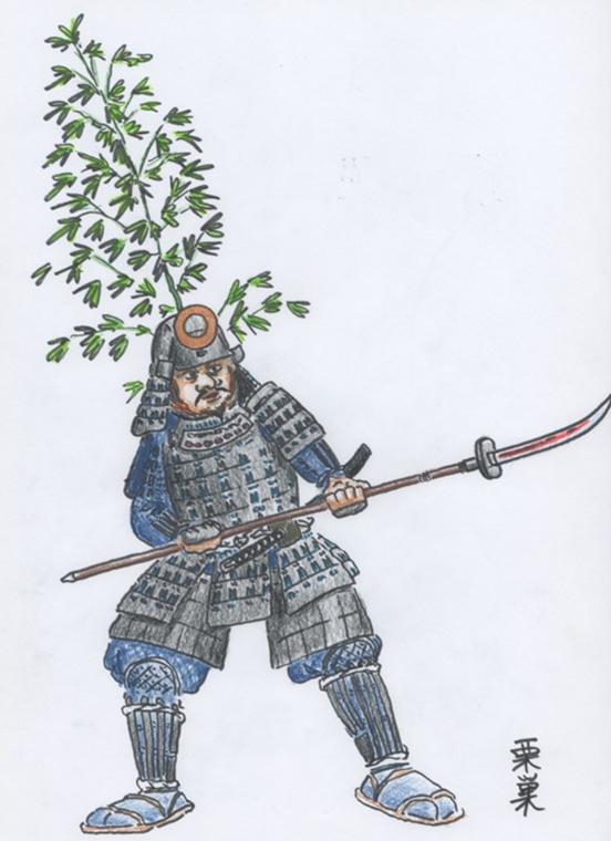 関ヶ原で最も首を獲った男「笹の才蔵」