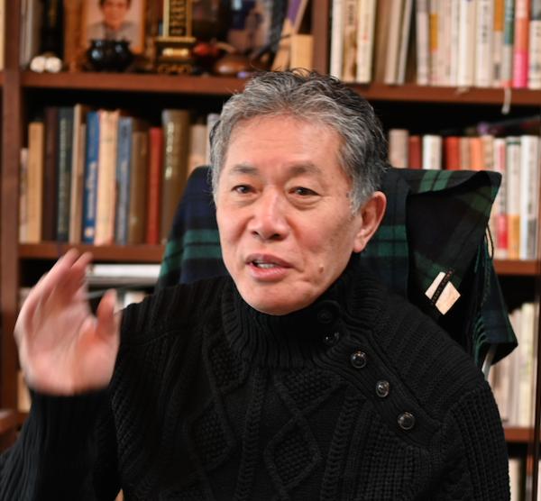 内田樹氏に訊く! 「アメリカにはない、日本の政治機構の致命的な欠陥とは?」