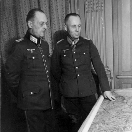 ノルマンディー上陸作戦の5か月前、ドイツ軍の命運を託された勇将ロンメル