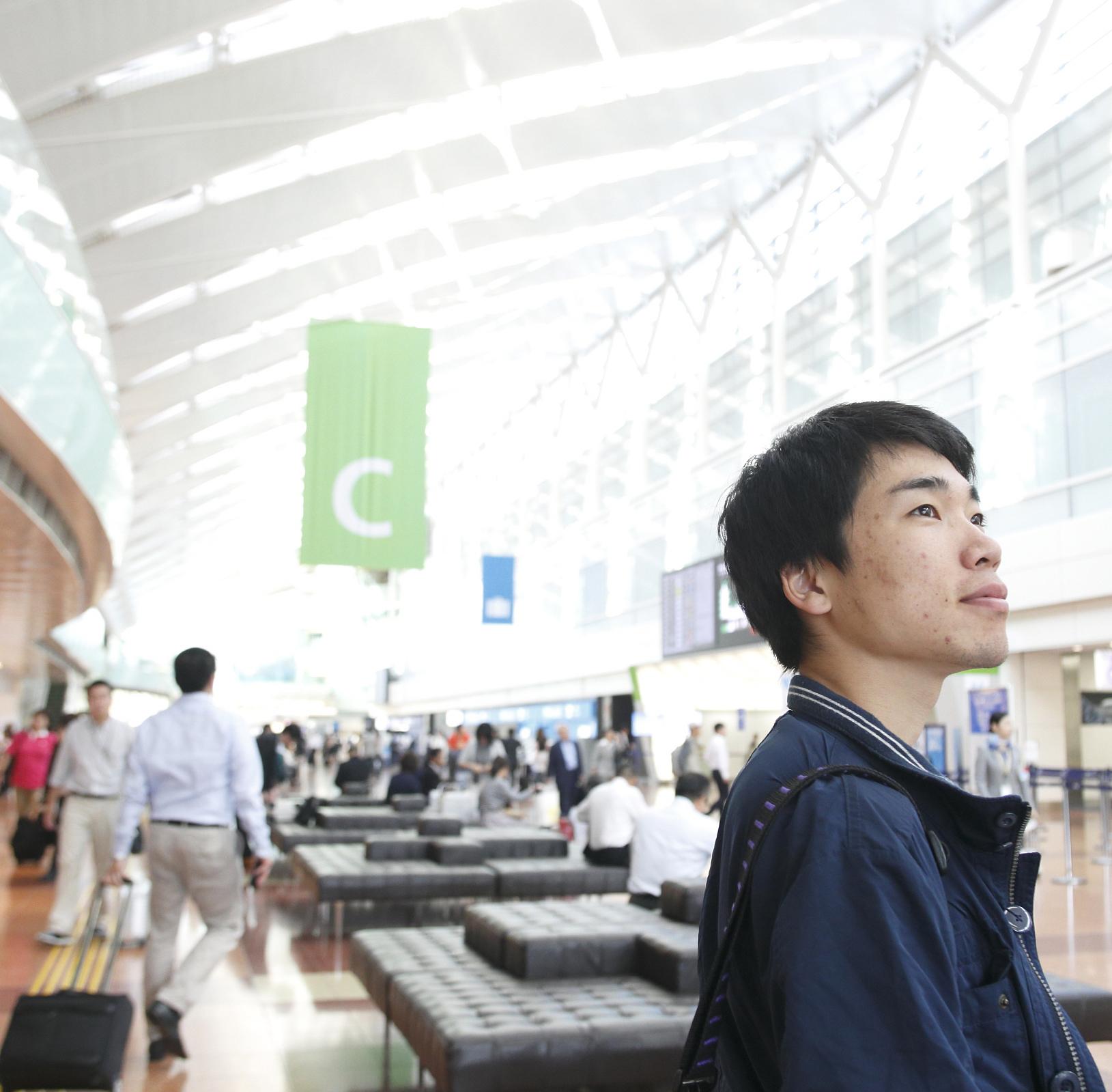 待ってるだけじゃもったいない! 羽田空港を10倍満喫する方法。