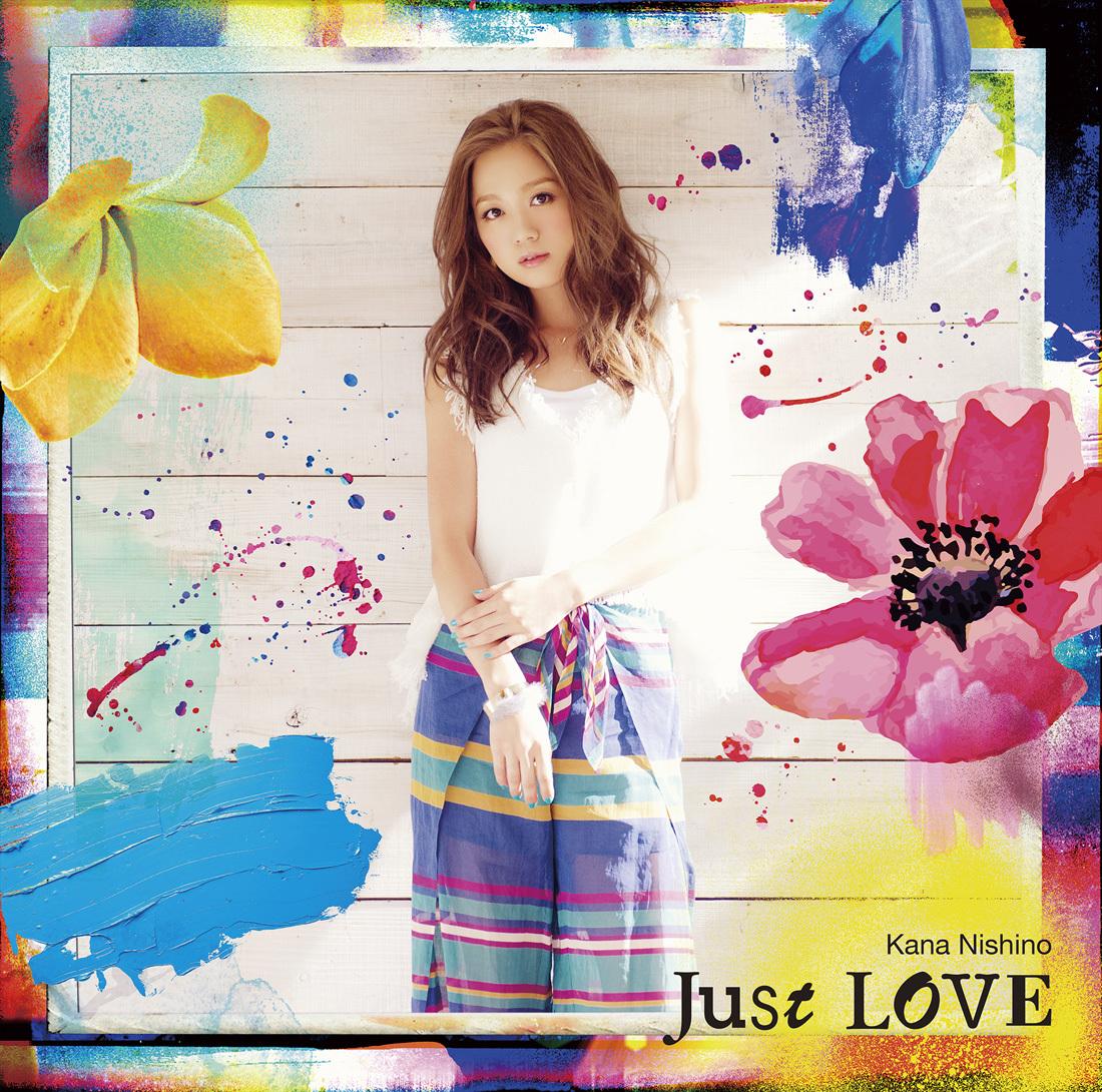"""西野カナ""""まさに恋""""""""単なる恋""""<br />様々なLOVEを歌う新作『Just  LOVE』を語る<br />"""