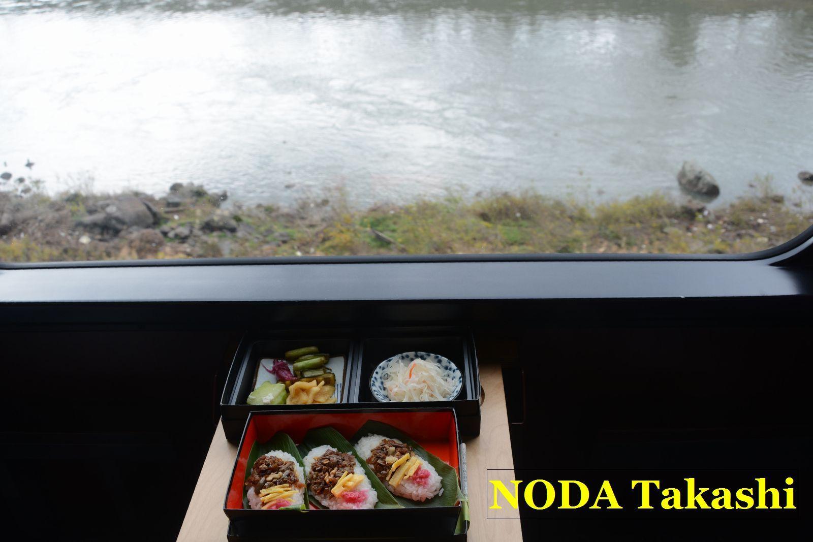 JR飯山線『走る農家レストラン』の旅