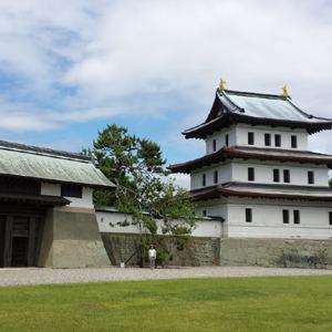 こんなに弱くてゴメンナサイ…松前城(北海道松前町)の謎