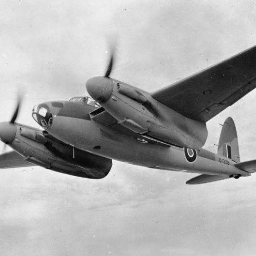 20世紀イギリスの木製航空機「モスキート」、その突出した点