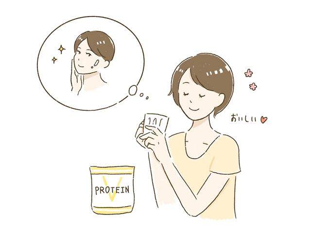ウィルスに負けない、糖質制限も簡単。美肌にもなるプロテインのすすめ