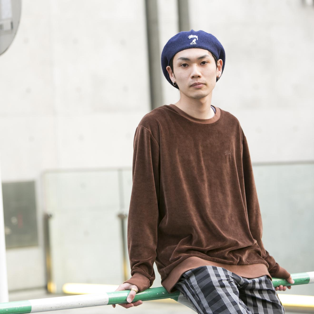 21歳・太郎「今日は洗濯して乾いた服をそのまま着て来ました」【18-22 SNAP #030】