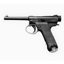 14年式拳銃 ~連合軍将兵の戦場土産として人気を集めた名銃~<br />