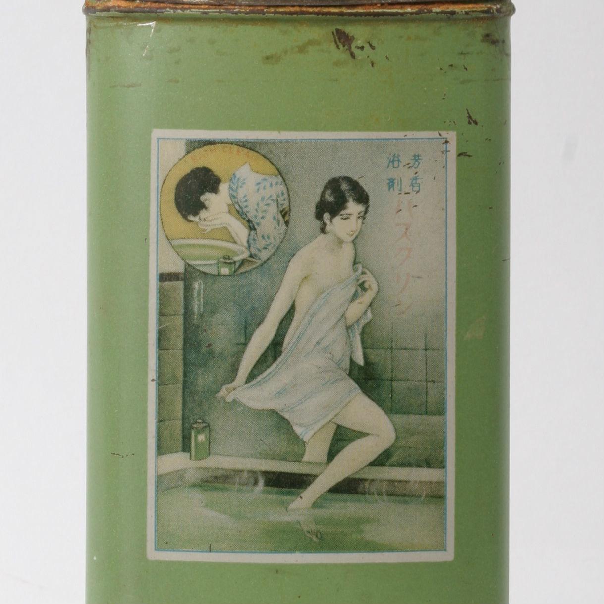 """今と見た目が全然違う! かつては艶めかしい美人画がパッケージに描かれていた""""ある商品""""とは?"""