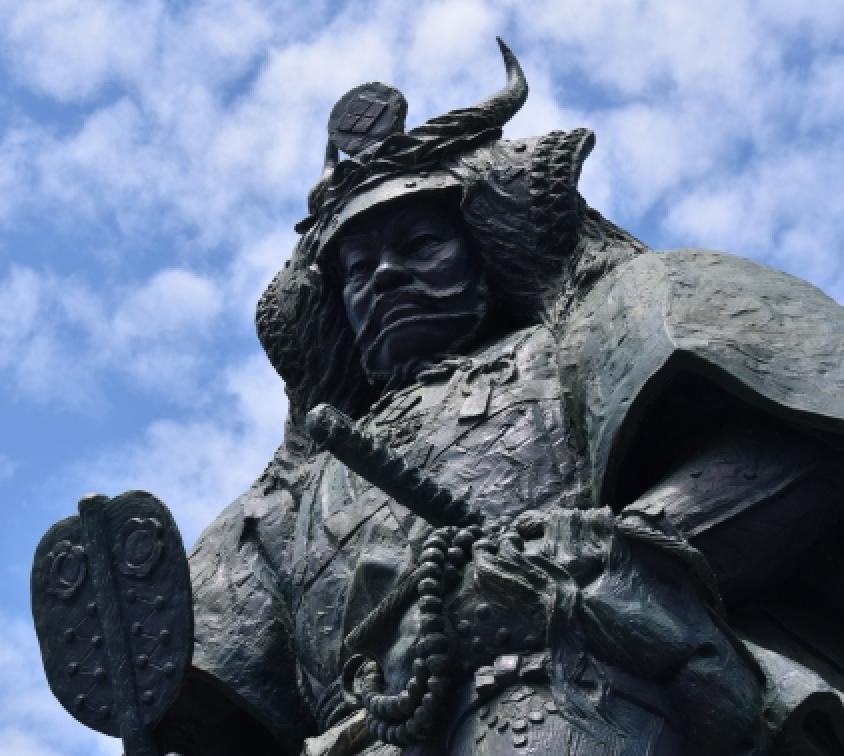 健康に注意してきた武田信玄から生まれた珍名とは?
