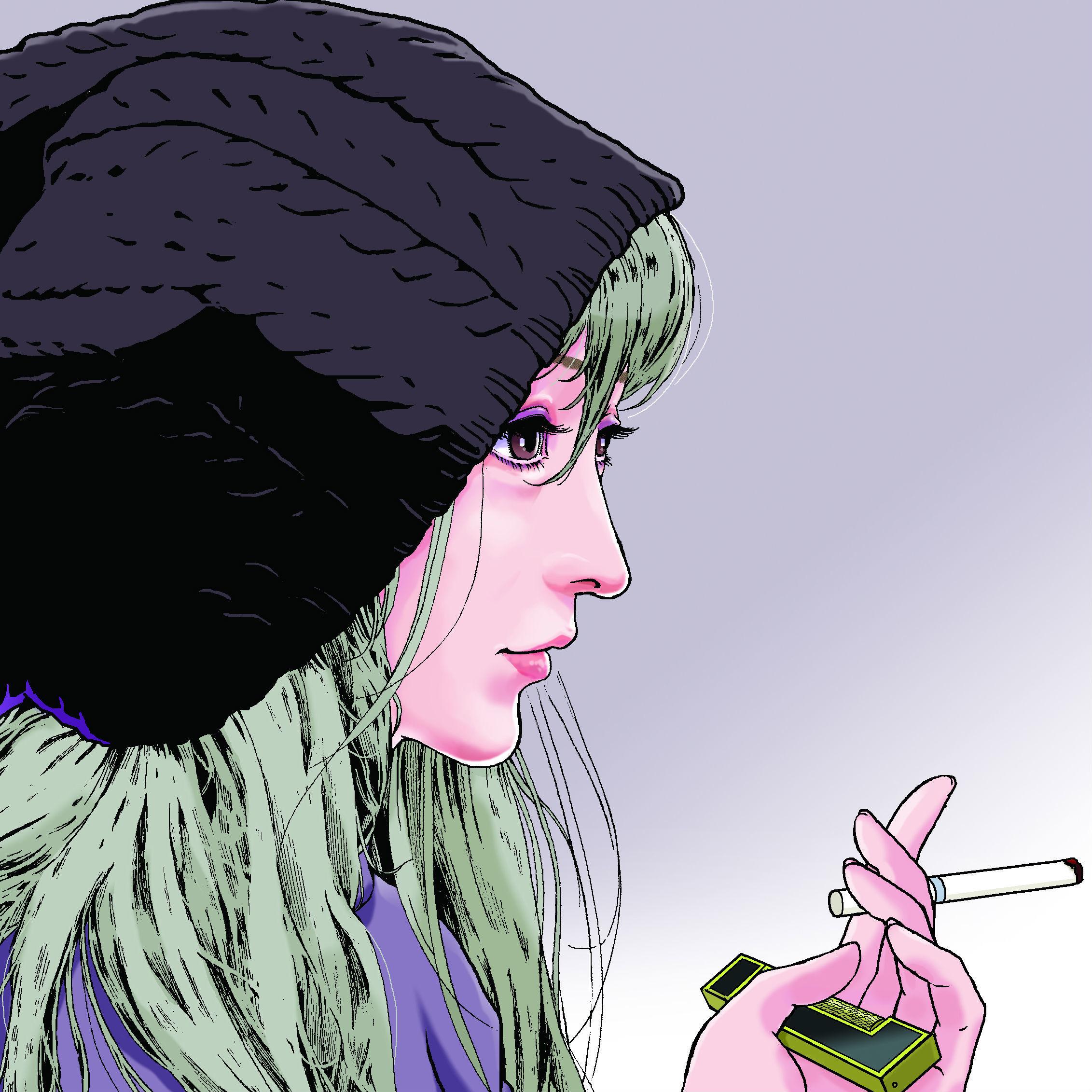 「串と美人2」第8回 noahさん(20代/ミュージシャン)
