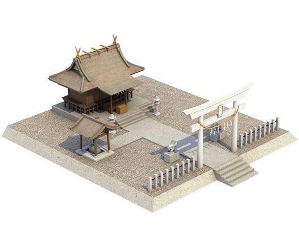 神社の鳥居は100種類以上もあった――そのカタチの意味とは?