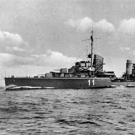 艦番号は「Z」。新生ドイツ海軍を支えた艦隊駆逐艦