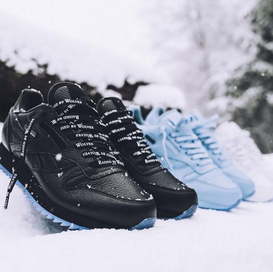 冬の雪山がよく似合う! ニューバランスの高機能コラボ作!