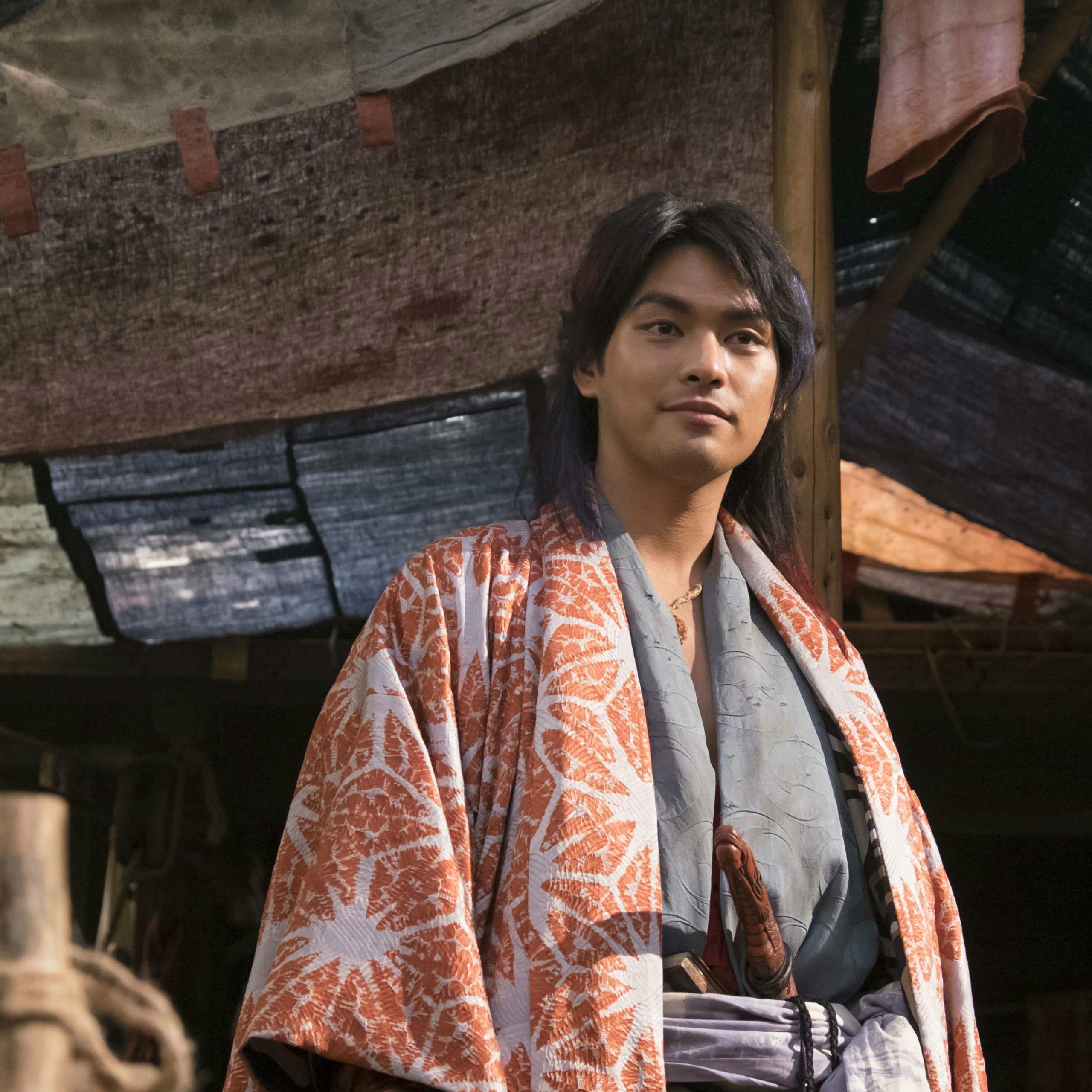 """柳楽優弥、オリジナル人物""""龍雲丸""""を語る「直虎さんがあまり会ったことのないタイプの男でいたい」"""