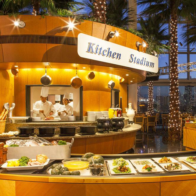 宮城県の食材を堪能できるディナーブッフェも利用できる! 横浜ベイホテル東急のディナーチケットプレゼント!