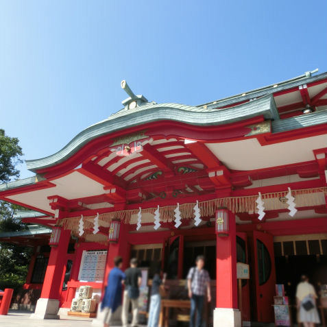 今だからこそ紹介したい、富岡八幡宮の魅力