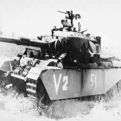 中東の戦車戦を制したダビデの「鞭」