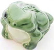 ウインクに込められた蛙たちの健気な思い