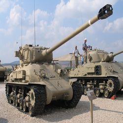 イスラエル地上軍が愛したM4シャーマン