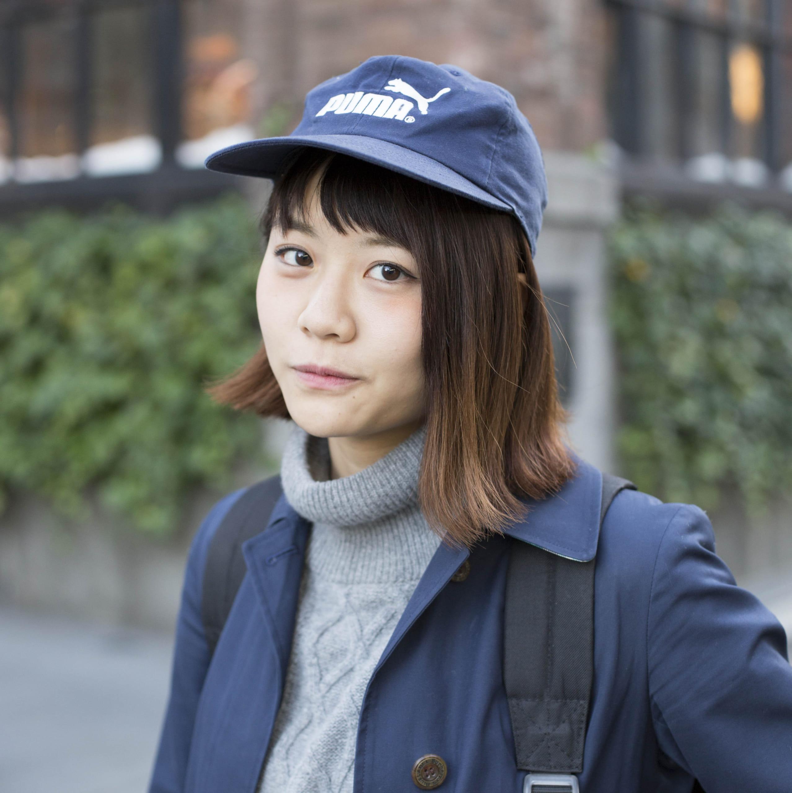【女子SNAP】SJ美女図鑑<br />北澤香穂さん・駒澤大学