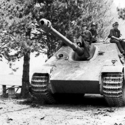 わずか415両の生産。最強の駆逐戦車「ヤークトパンター」とは?