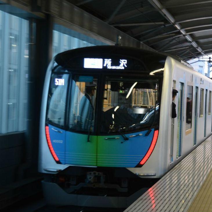 デビュー間もないS-TRAINに乗ってみた