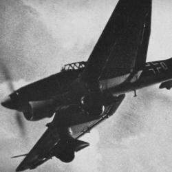 ドイツ電撃戦を支えた必殺の「空中砲兵」ユンカースJu87シュツーカ