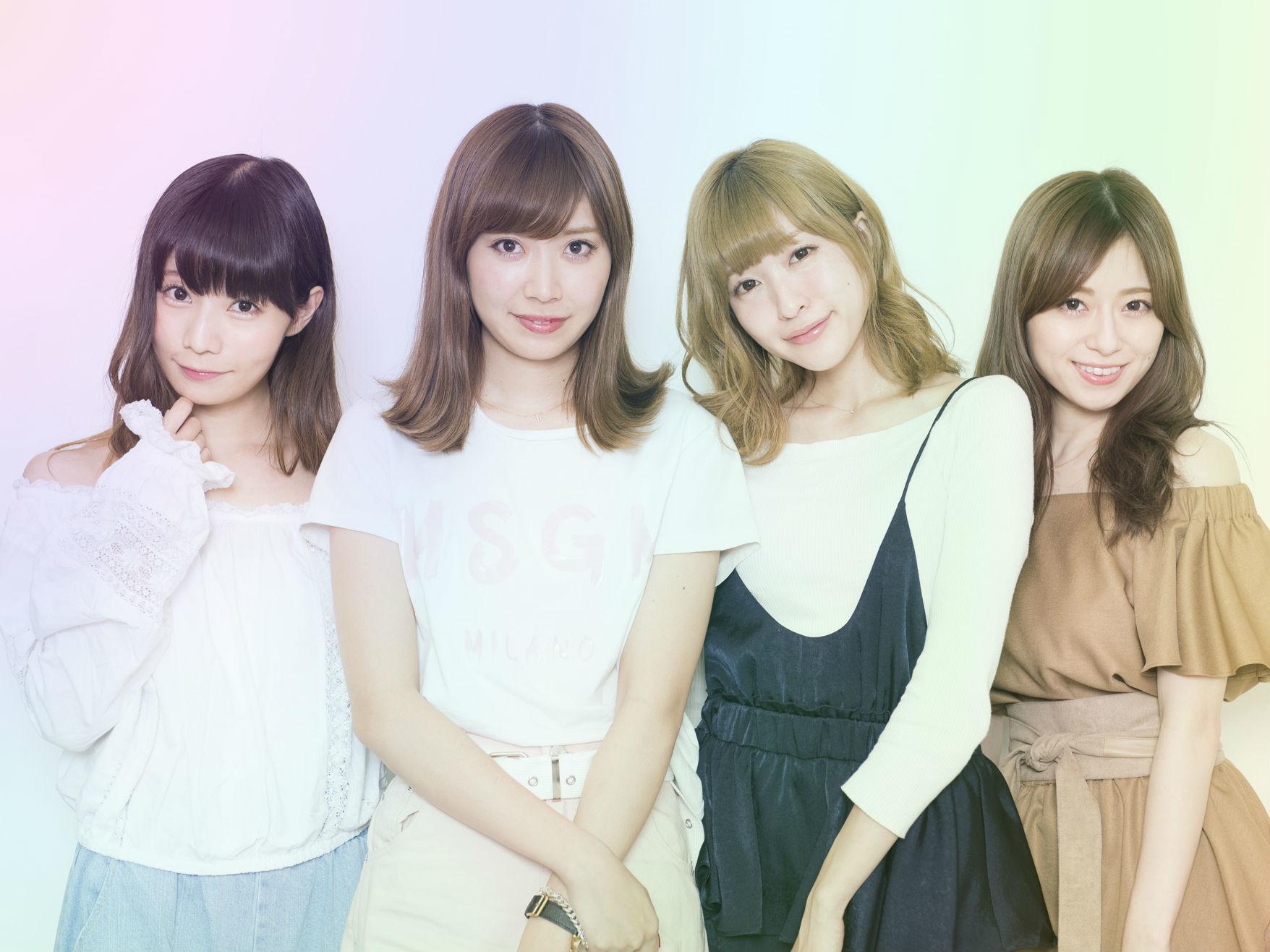 読モ出身のバンド「サイレントサイレン」が<br />日本でも有数のガールズバンドに成長していた!?