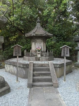 花のお江戸で戦国めぐり③芝・増上寺の弐<br />
