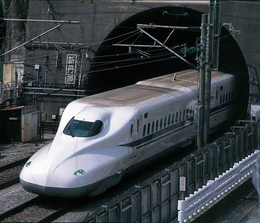 新幹線の礎?「弾丸列車計画」