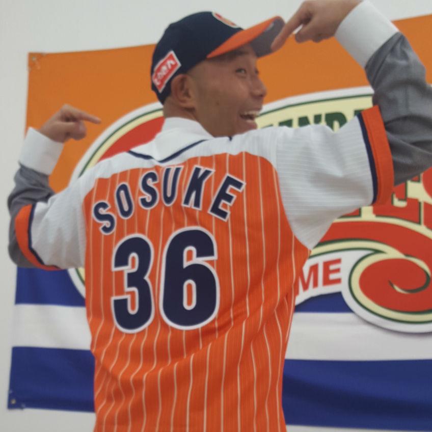 360°モンキーズ、杉浦双亮、プロ野球選手に。背番号に秘めたコンビ愛。