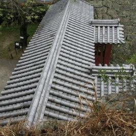 見学者に開放的な和歌山城