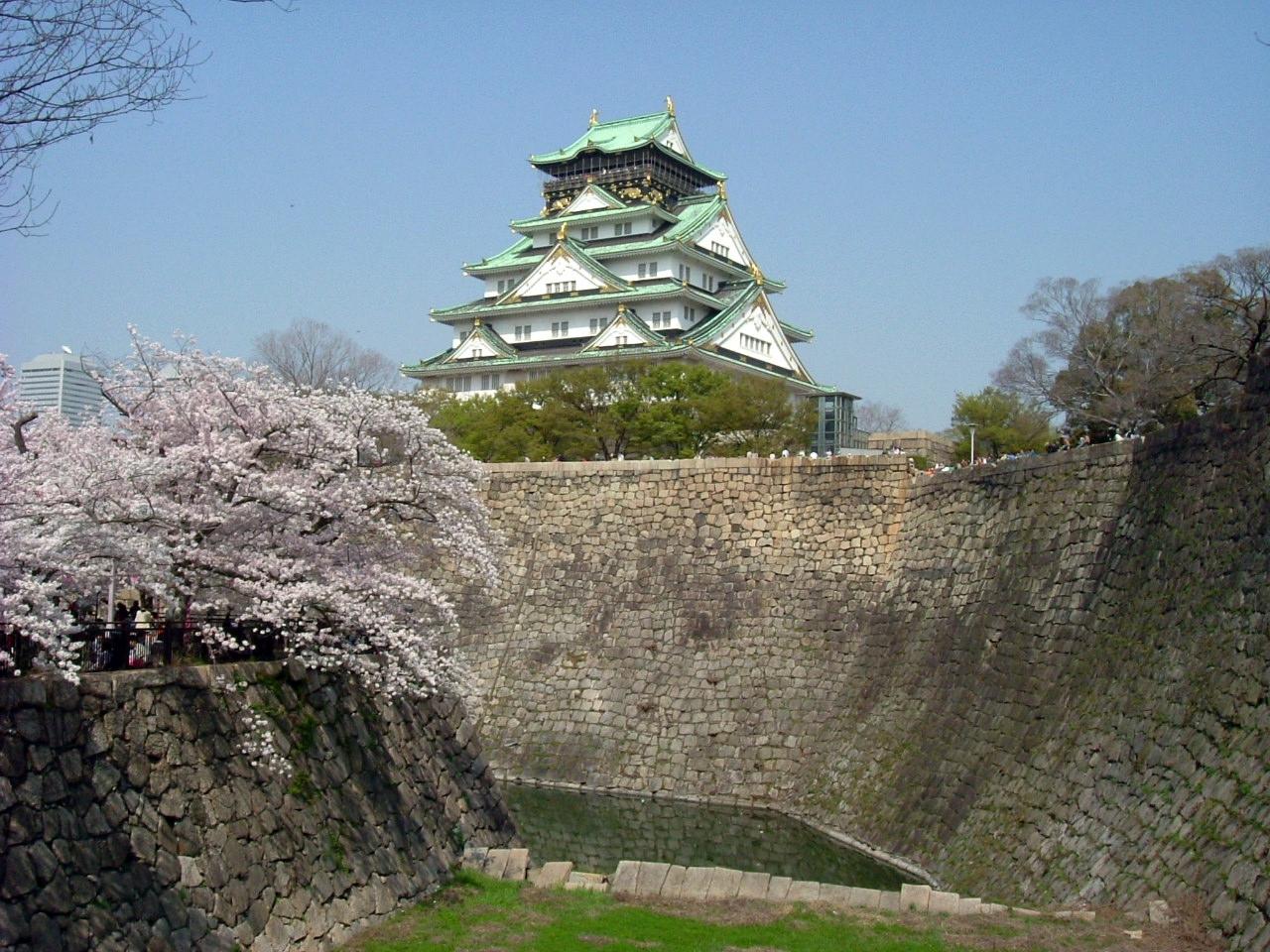 かつて、大阪は人が住むどころではなかった