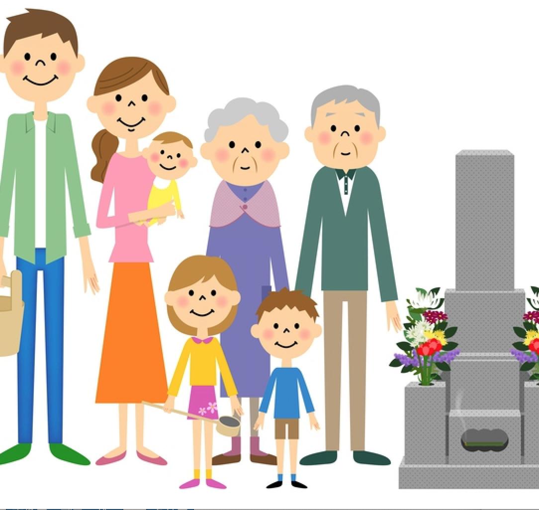 お墓参りの新しいムーブメント 母の日にお墓参りする人が増えている