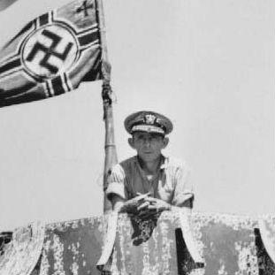 """連合国が恐れたドイツ軍の潜水艦を""""分捕った""""、アメリカ軍ダニエル・ギャラリー大佐"""