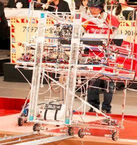 奈良高専が狙う「3年連続のロボコン大賞」