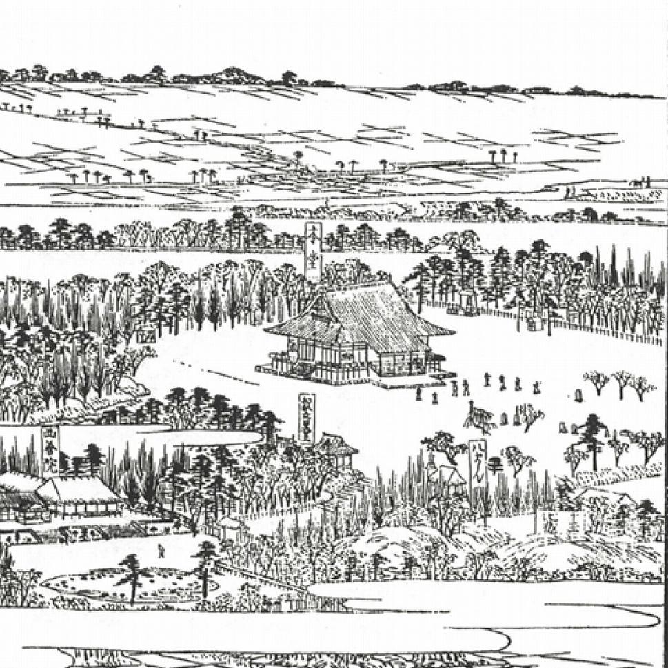 埼玉県「川口」の歴史的名所。善光寺の今の姿が…