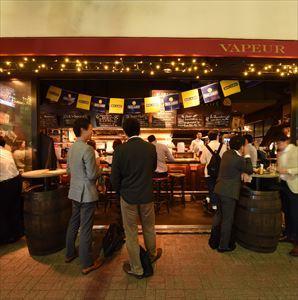 ゴールデンウィークの締めに<br />ぜひ訪れたい、新宿の人気バル