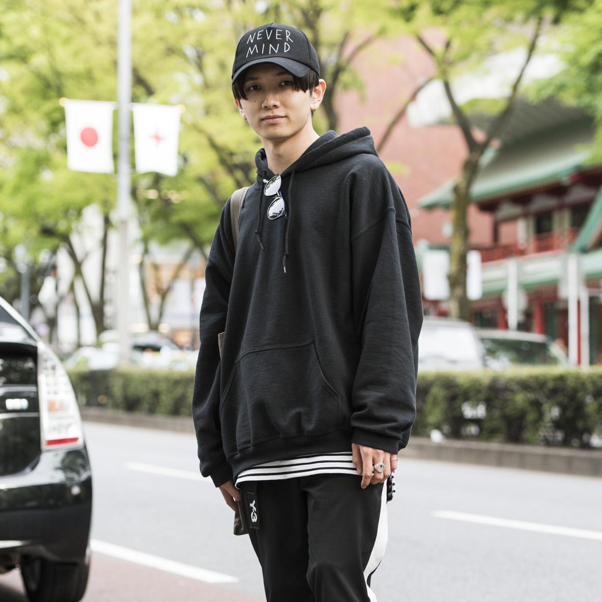 【SNAP JACK】ストリートの帝王現る! 鈴木樹くん・大学生