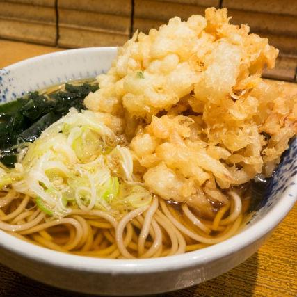 そばについつい「天ぷら」をチョイスする人は要注意! 太る食べグセ・やせる食べグセ
