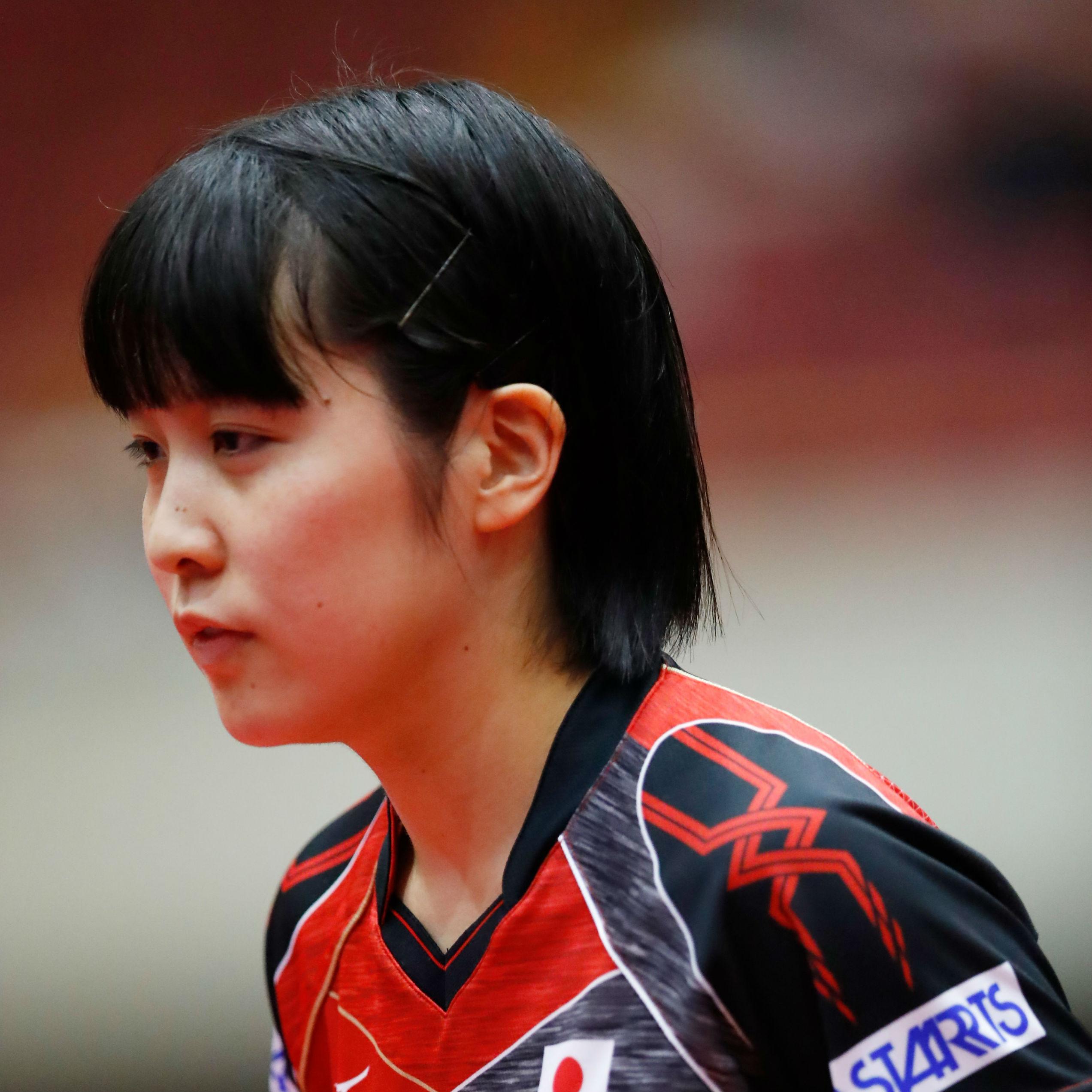卓球女子の注目。平野美宇の「速さ」は中国勢をも呑み込む