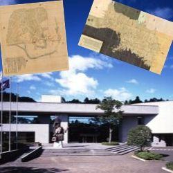 伊達政宗が築いた青葉城跡にある「仙台市博物館」で、企画展「やっぱり絵図がすき!―博物館で旅する仙台藩と城下町―」開催!