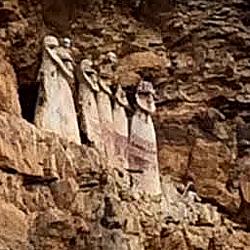 皇帝の「ミイラ」を利用した領地拡大の戦術と滅亡 ~永遠に生き続けたインカ皇帝~