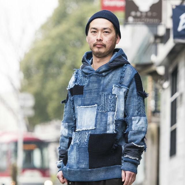 【SNAP JACK】メイドインジャパンの魂が宿るパーカを見せたい! 百田 翔さん・ジャーナル スタンダード 渋谷店 ファッション アドバイザー<br />