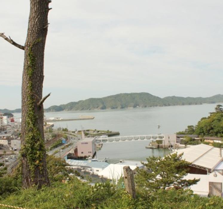 伊賀から伊勢へ⑩鳥羽城(参)<br />