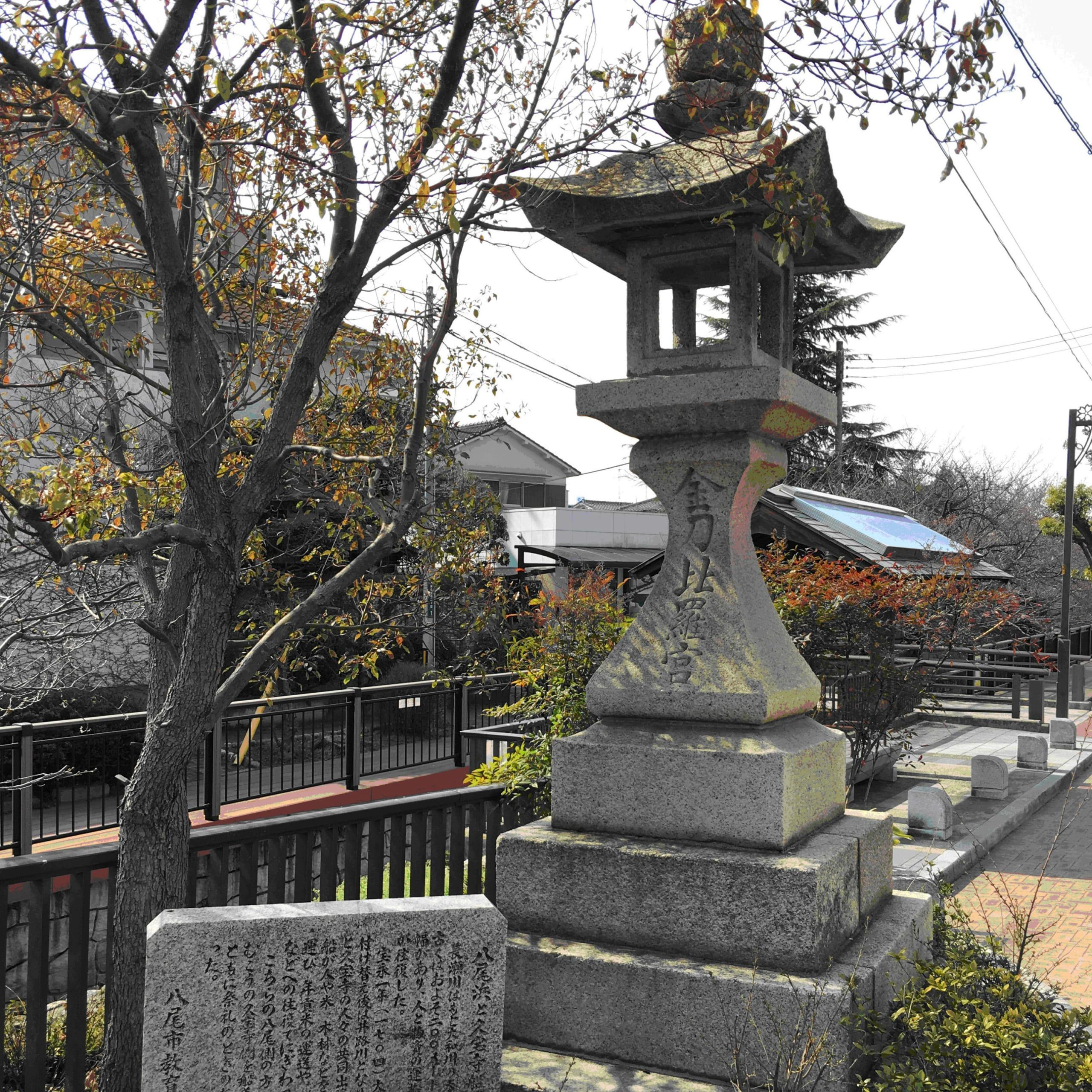 大坂夏の陣で主戦場のひとつとなった、八尾・若江方面の関連史跡をまわる