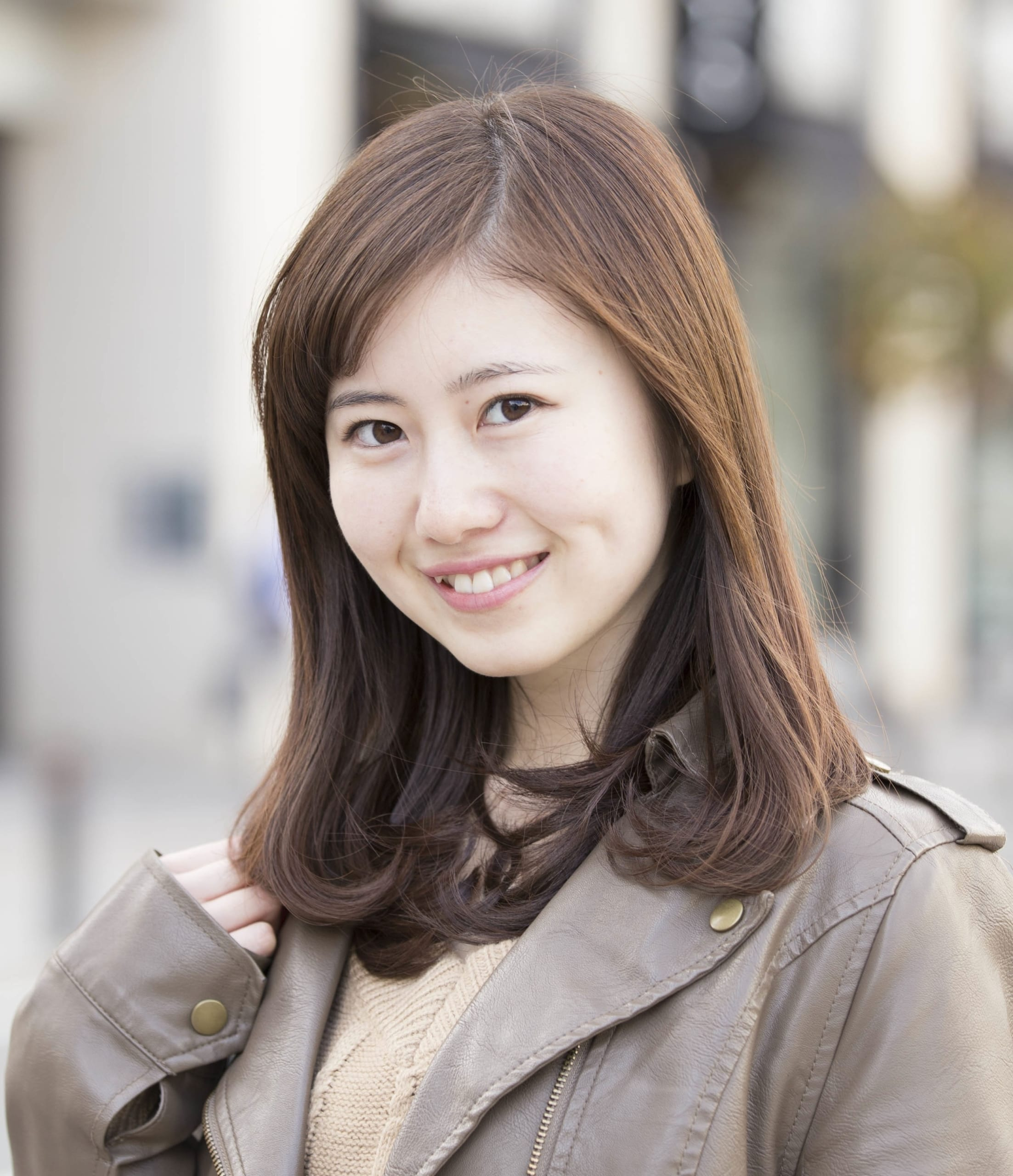 【女子SNAP】SJ美女図鑑<br />その柔らかな雰囲気に癒やされたい♡<br />網野 栞さん・学生