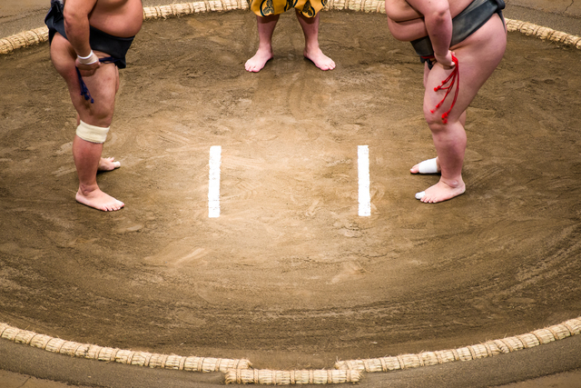 日本中が歓喜に包まれた! <br />稀勢の里 相撲史に残る大逆転V